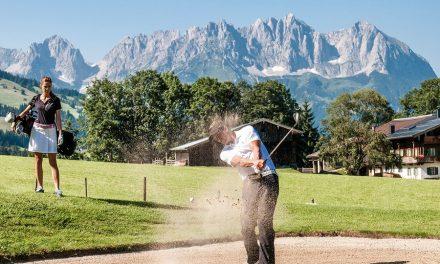 Kitzbühel: het eldorado voor golfers in de Alpen