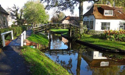 Ga op avontuur in uw buurland Nederland
