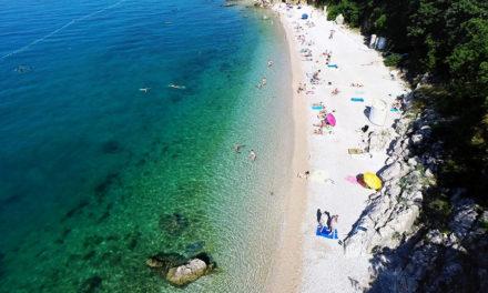 De knapste stranden van Kroatië