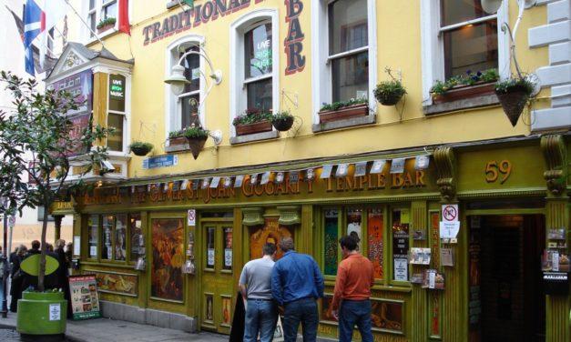 Geweldige hotspots in Dublin