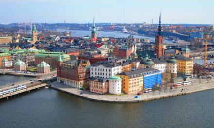 Stedentrip naar het prachtige Stockholm