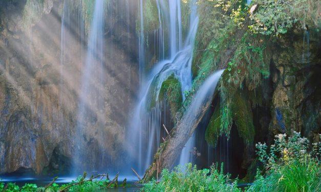 In Kroatië vind je de mooiste watervallen!