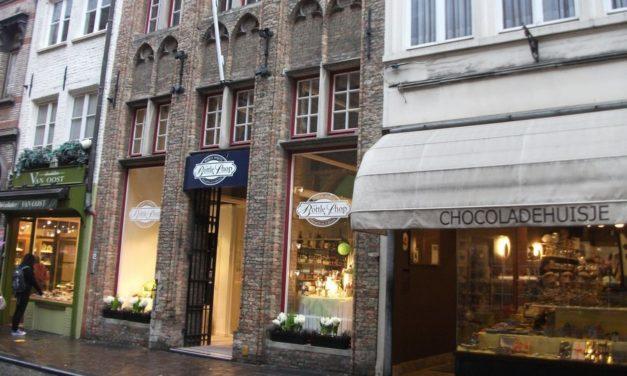 Brugge: Venetië aan de Noordzee