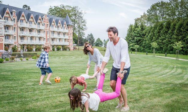 Kies voor een avontuurlijke familievakantie met FamFun XL