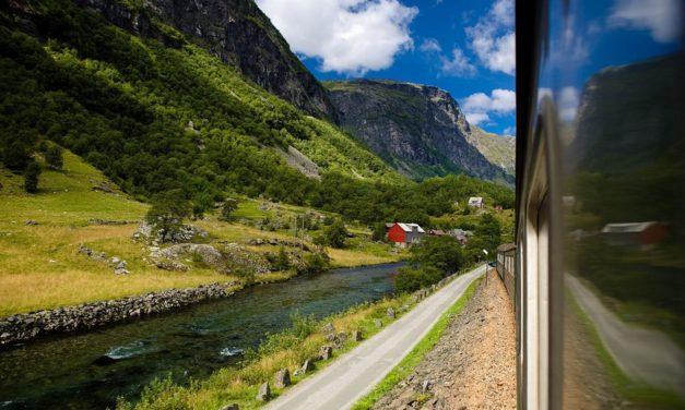 Ontdek Noorwegen per trein