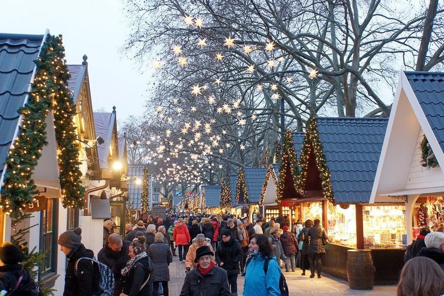 De Zeven Mooiste Kerstmarkten Van Belgie Autovakanties Be