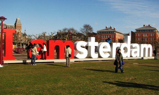 Op vakantie naar Nederland? Maak een tussenstop in Amsterdam!