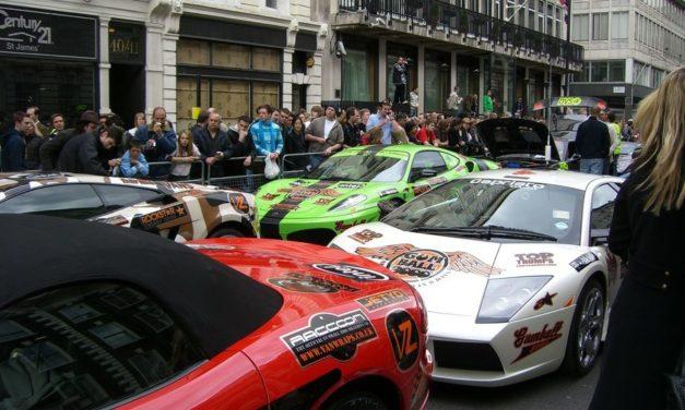 Een spectaculaire autovakantie tijdens de Budapest Rally
