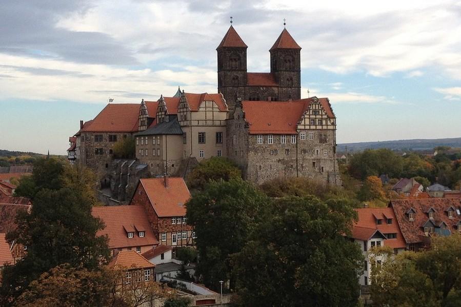 Duitsland Quedlinburg