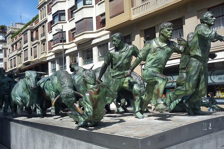 Spanje Pamplona