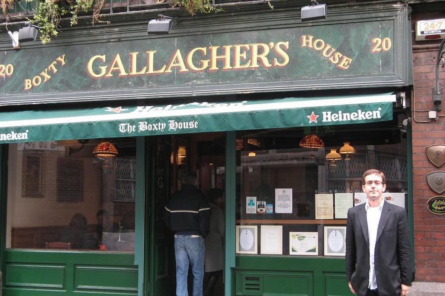 Dublin Gallaghers Restaurant