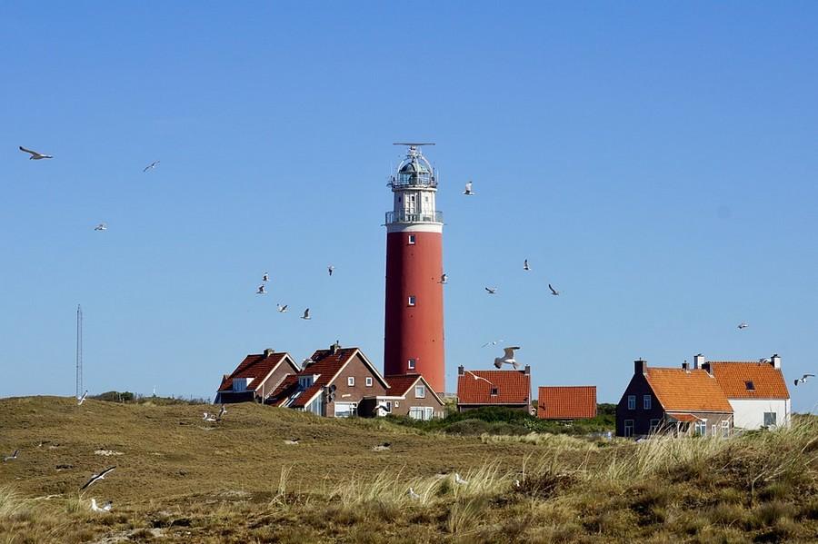 Nederland Texel vuurtoren