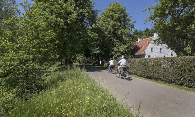 Gerrit doorkruist met jou het Meetjesland in Oost-Vlaanderen