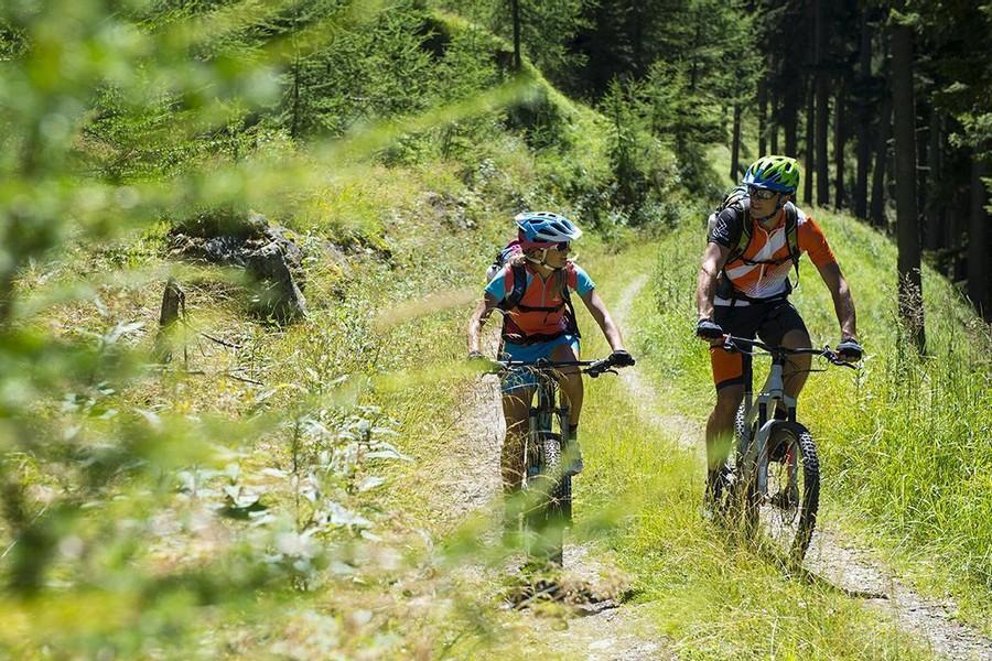 Fietsen in Zuid-Tirol