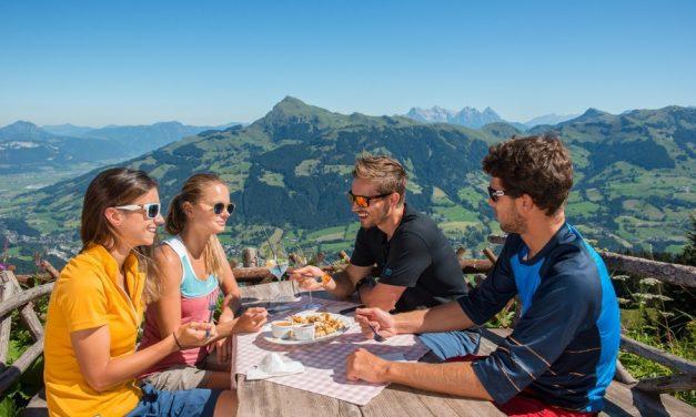 Culinair en sportief genieten in Kitzbühel