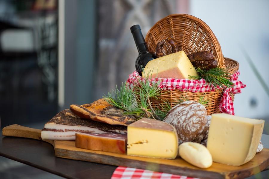 Culinair genieten in Kitzbuehel