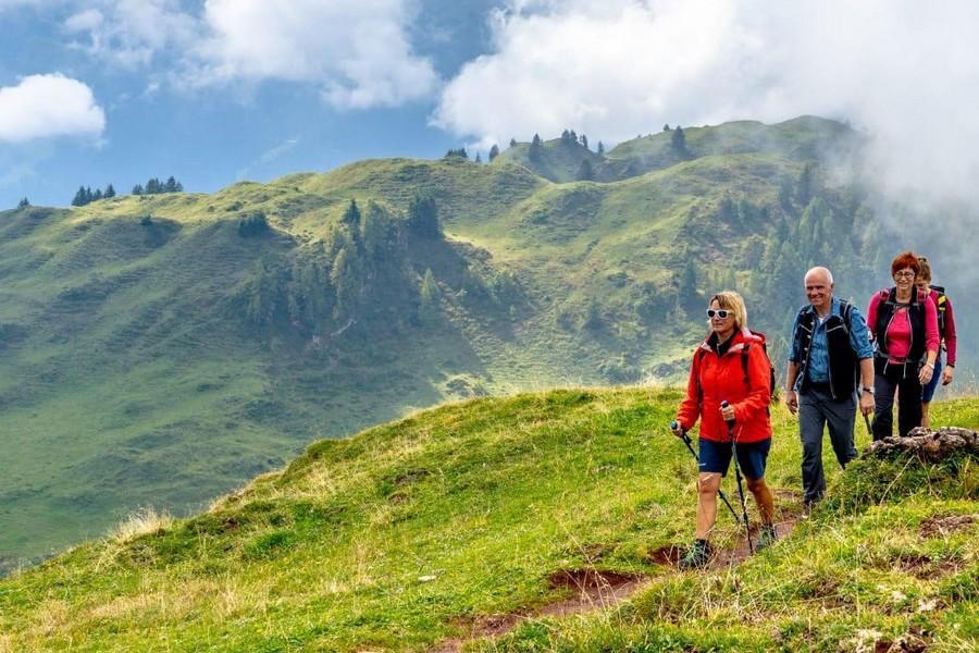 Wandelen in Kitzbuehel