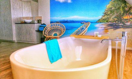 Luxe en ontspanning bij Privé-Wellness en B&B Eiland