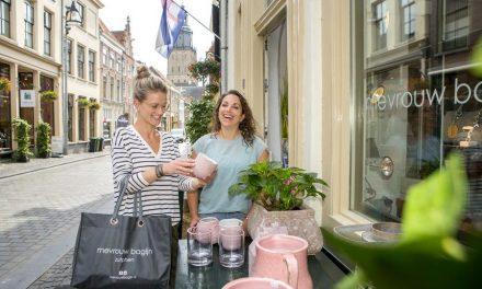Winkelplezier in de Nederlandse Hanzesteden